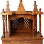 UH-MNDR-7254 Wooden Temple Aarsun