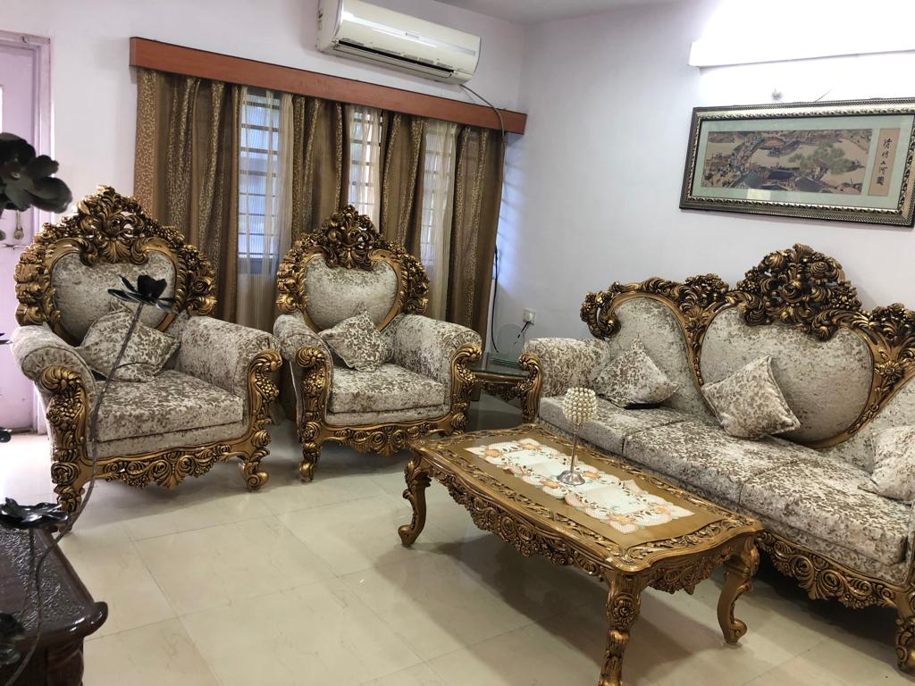 Received images from our happy customer sofa set 2