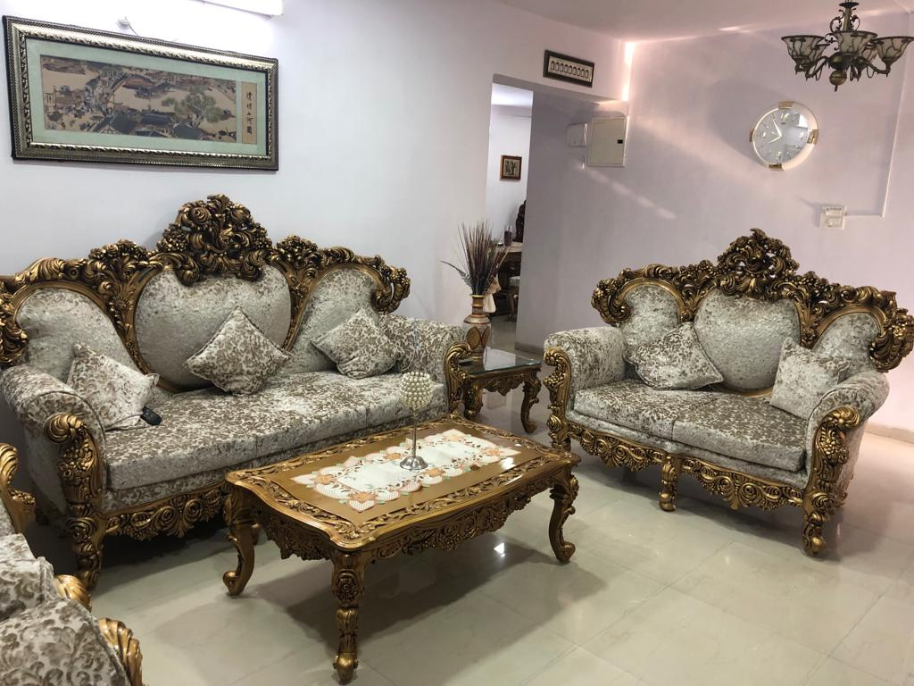 Received images from our happy customer sofa set 4