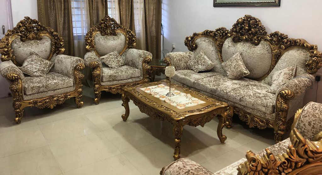Received images from our happy customer sofa set 5