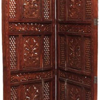 Antique Wooden Partition Screen PART-0132